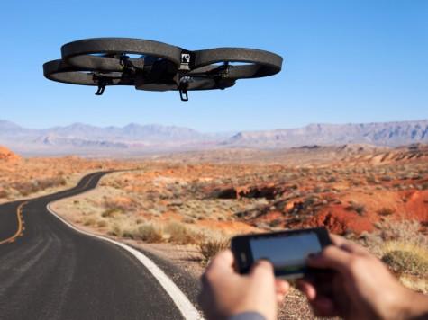 Parrot Drone.