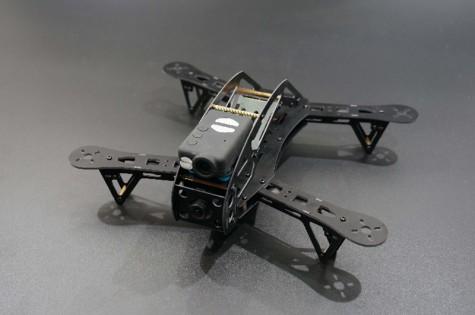 QAV drone.