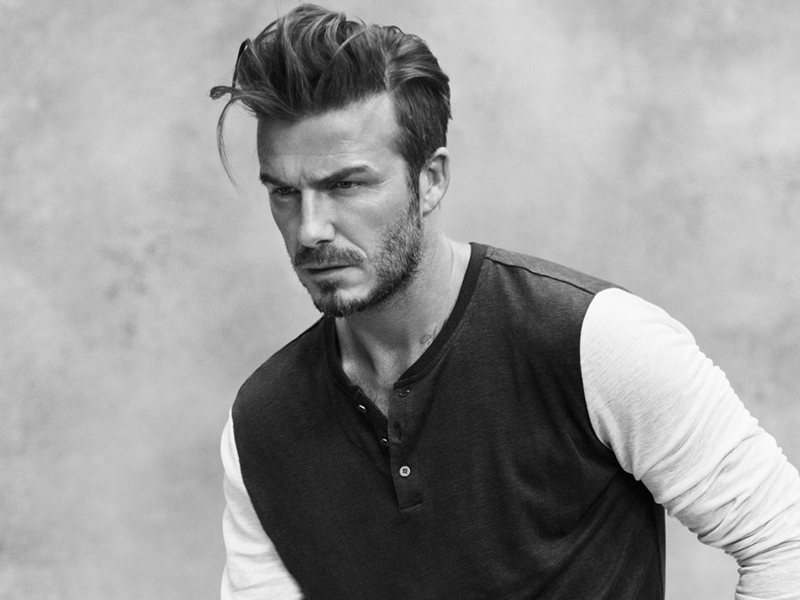 Beckham - Tạo kiểu tóc nam Undercut với 5 bước đơn giản.