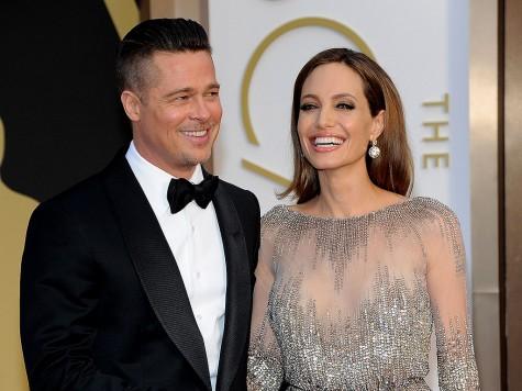 Brad Pitt luôn sánh bước bên Angelina Jolie trên thảm đỏ