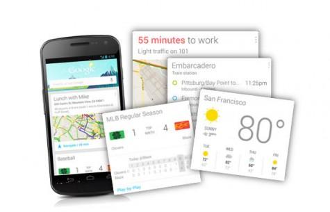 Google Now là nền tảng trợ lý ảo cho điện thoại Androi