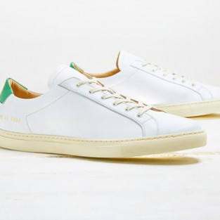 20 kiểu giày sneaker nam hot năm 2015 - Sản phẩm SuperYacht Achilles Retro Low của Revolve Man - elleman