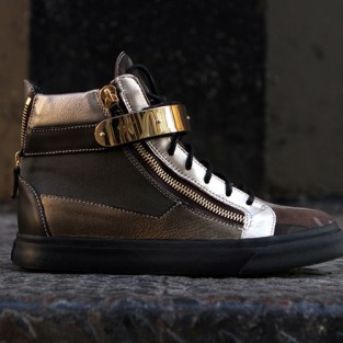 20 kiểu giày sneaker nam hot năm 2015 - Sản phẩm Superyacht của Giuseppe Zanotti - elleman