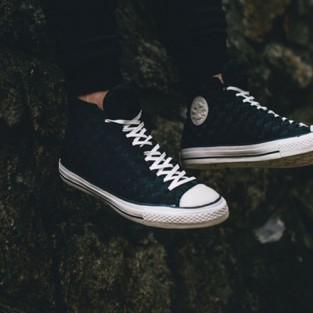 20 kiểu giày sneaker nam hot năm 2015 - Sản phẩm Basics Chuck Taylor của Converse All Star - elleman.