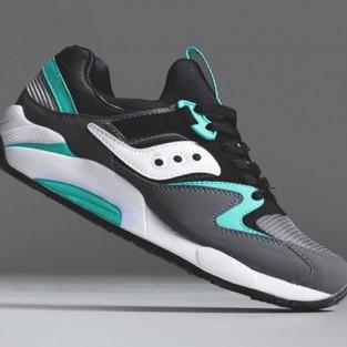 20 kiểu giày sneaker nam hot năm 2015 - Sản phẩm Retro Sport của Saucony 9000 - elleman.