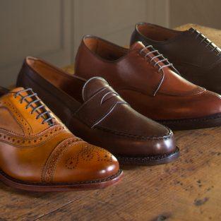 8 kiểu giày da nam cơ bản bạn nên biết