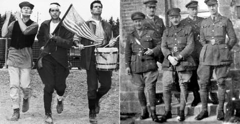 Trench Boot ra đời từ thế chiến II và chủ yếu phục vụ cho quân đội