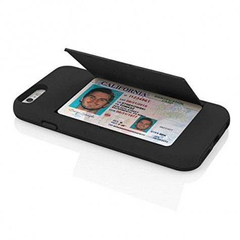 Incipio Toawaway case giúp bạn tiết kiệm tối đa không gia sử dụng ví.