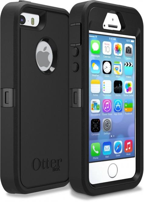 Mấy anh chàng, cô nang hay bất cẩn thì nên tự bảo vệ smartphone của mình với Otterbox Defender case nhé.