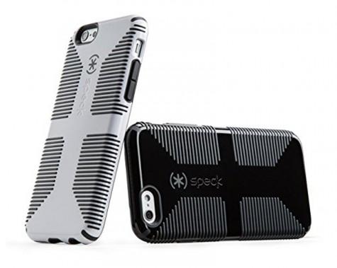 Ngoài dáng vẻ hầm hố, Speck Products CandyShell Grip case còn bảo vệ máy tối ưu.