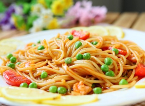 Mì Ý luôn nằm trong danh sách các món ăn yêu thích của các cô gái