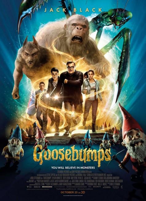 3 bộ phim điện ảnh mùa Halloween - Goosebumps poster - elleman