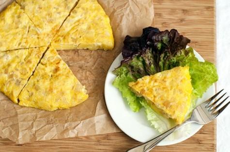 Món trứng Tây Ban Nha sẽ làm nàng vô cùng ngạc nhiên về khả năng nấu nướng của bạn