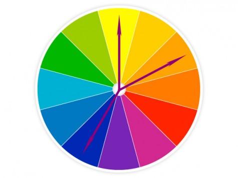 Bảng 3 màu sắc kết hợp