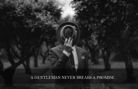 Để trở thành người đàn ông lịch lãm - giữ lời hứa - elleman