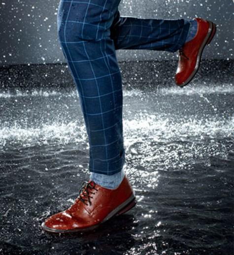 cách bảo quản giày da nam trong mùa mưa 2 - elleman