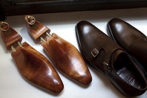 Cốt giày là công cụ hữu hiệu để định hình form giày.