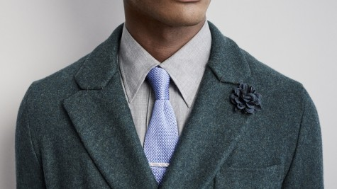 Cách chọn cà vạt phù hợp với áo sơ mi nam