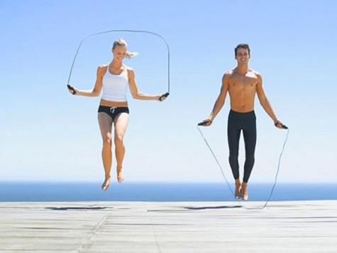 các bài tập tăng chiều cao cho người trưởng thành - nhảy dây - elleman