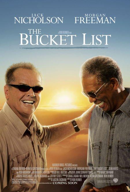 phim dien anh The Bucket list
