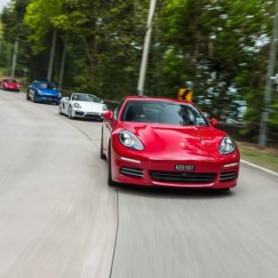 Lái xe cùng Porsche - Driving Dreams with Porsche