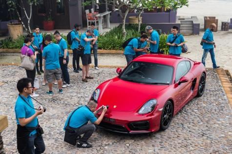Thương hiệu Leica đồng hành cùng Porsche