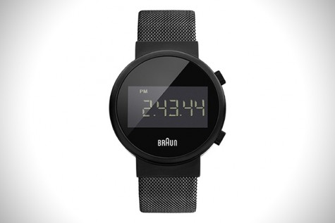 Braun Classic Watch.