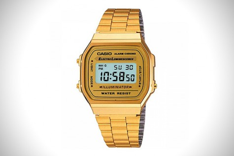 Casio Classic Digital Watch.