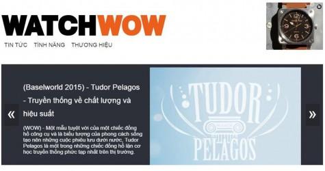 Mua đồng hồ nam chính hãng - trang WatchWow - elleman