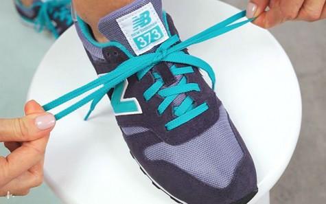 Những kiểu buộc dây giày tuyệt đẹp dành cho sneaker