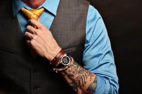 Những kiểu thắt cà vạt đẹp cơ bản