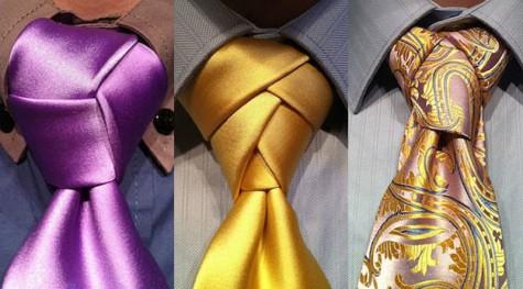 những cách cơ bản thắt cà vạt đẹp 2 - elleman