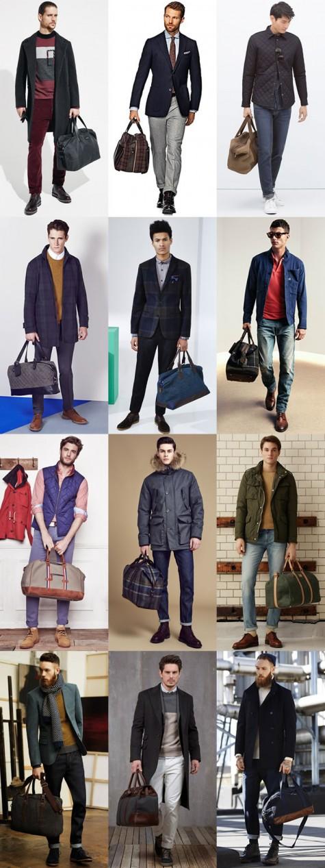 Túi xách vải có thể kết hợp cùng nhiều phong cách