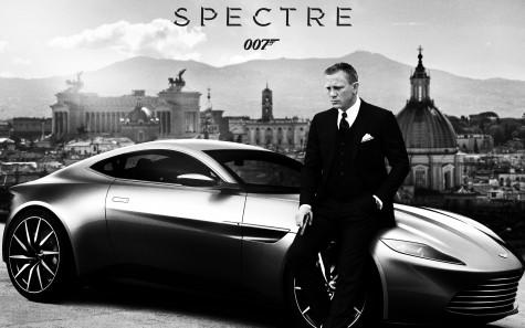 Siêu xe thể thao Aston Martin DB10: Dấu ấn của Bond