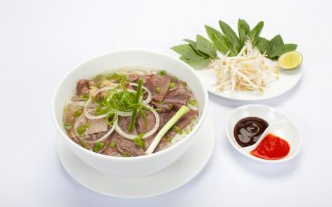 Phở của Việt Nam.