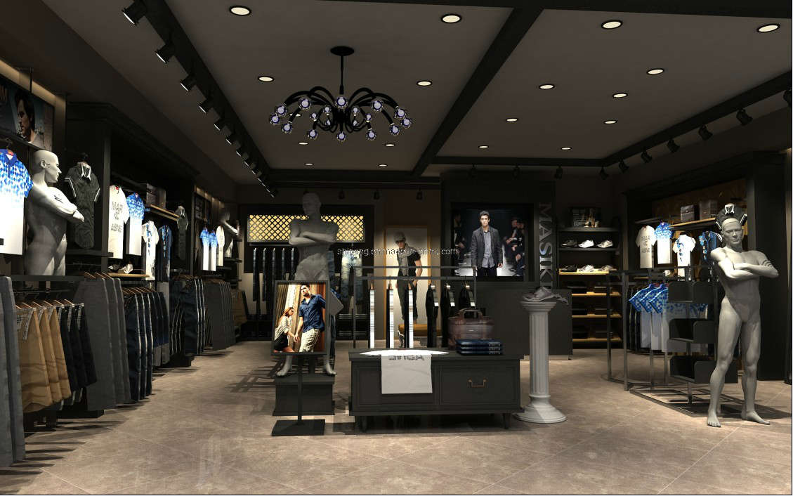 Qu ng c ch n m c p qua 10 th i quen elle man - Men s clothing store interior design ideas ...