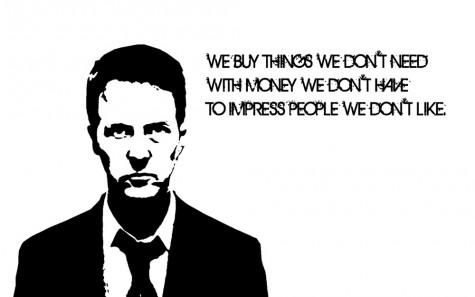 Chúng ta phung phí tiền bạc vào những thứ chúng ta không cần,