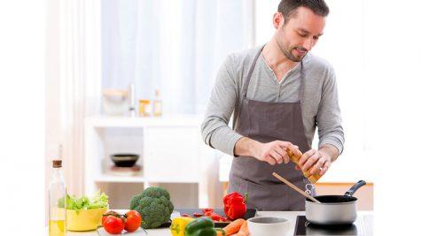 Khi đàn ông vào bếp, phụ nữ nghĩ gì?