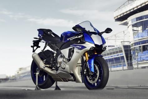 xe mô tô thể thao đình đám 2015 - Yamaha R1 2015 - elleman