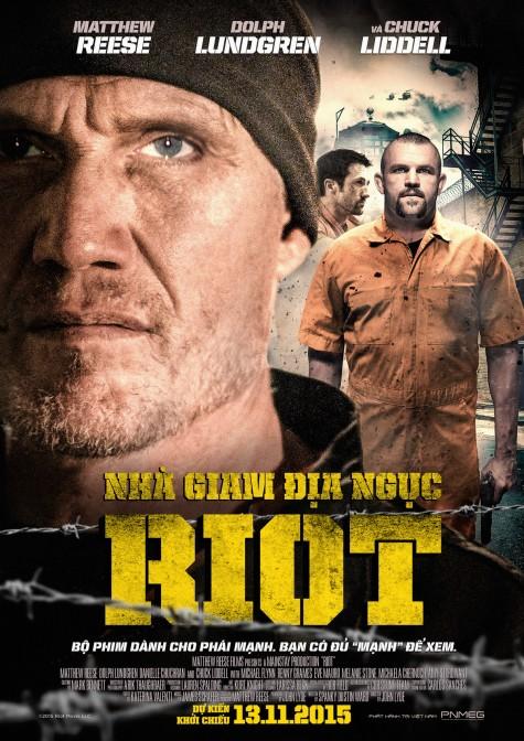 Poster phim Nhà giam địa ngục
