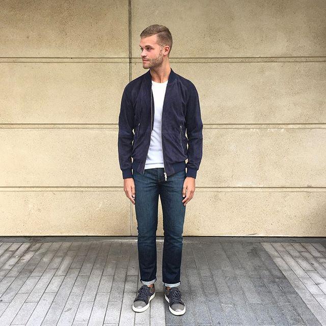 """Cách phối đồ đẹp của các """"ông thần thời trang"""" trên Instagram"""