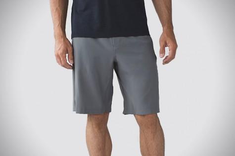 quần đùi thể thao hàng hiệu cho nam - lululemon - elleman