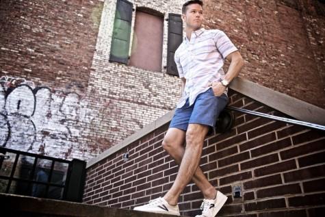 10 tips mặc đẹp với quần ngố nam
