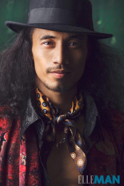 Rocker Phạm Anh Khoa