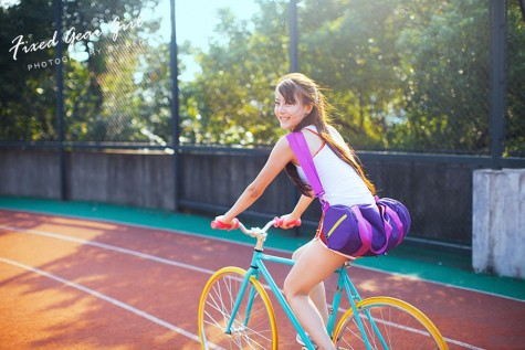 phong trào xe đạp fixed gear 2 - elleman