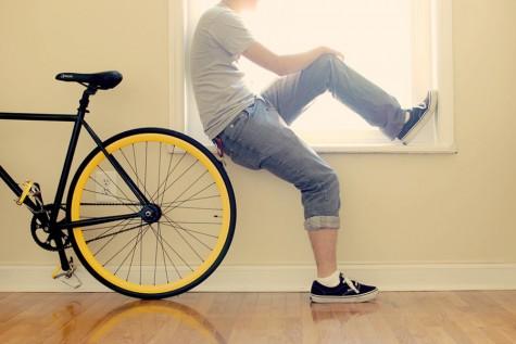 Phong trào xe đạp Fixed Gear của giới trẻ