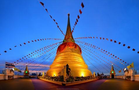 10 địa điểm du lịch bạn không thể bỏ qua khi đến Thái Lan