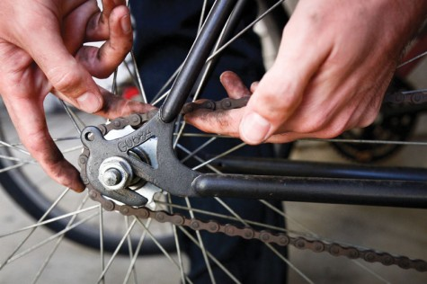 Những lưu ý mua xe đạp Fixed Gear 5 - elleman