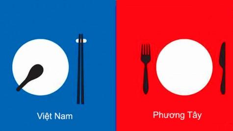 Khác biệt văn hóa phương Tây và Việt Nam 1 - elleman