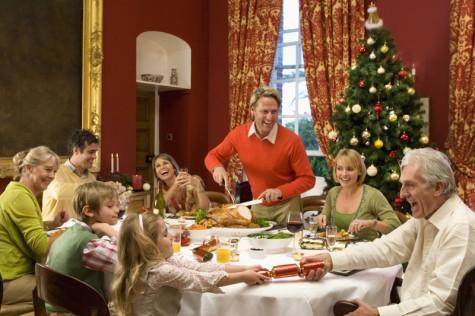 Giáng Sinh và Năm Mới là lễ hội lớn nhất trong văn hóa phương Tây.